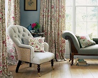 Morris & Co Fabrics, Wallpapers and Accessories
