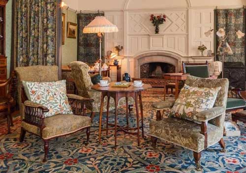 National Trust Fabrics and Wallpapers