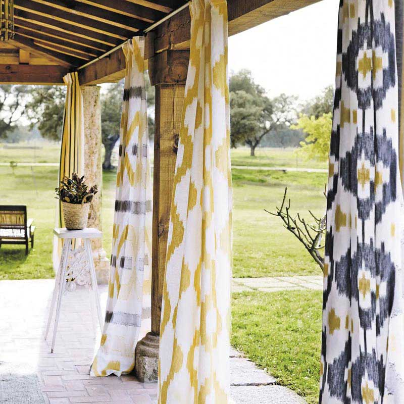 Outdoor Seating Area Ideas