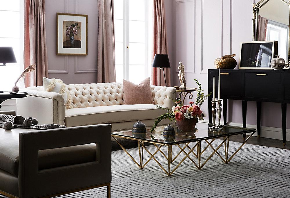 Chic Parisian Apartment