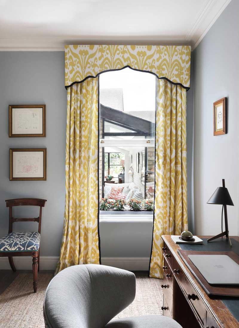 Curtain Pelmet Ideas