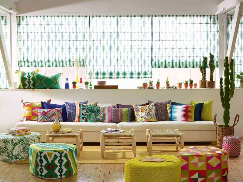 Folk Art Interior Design