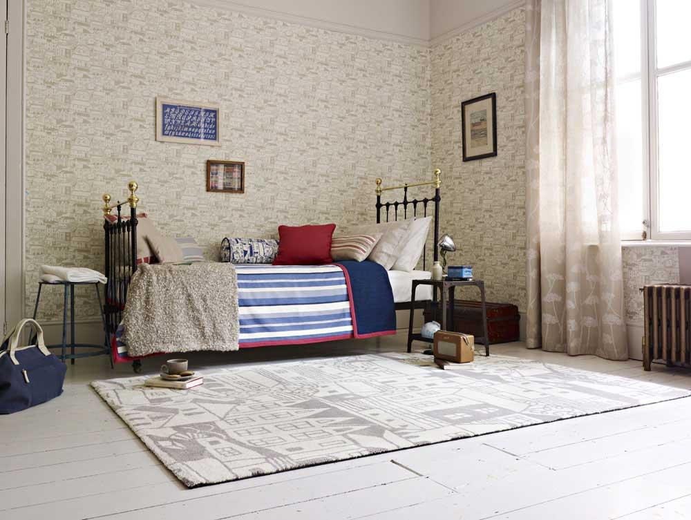 Vintage Kids Bedroom