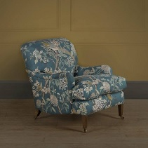 Shop Blue Curtain & Upholstery Fabric