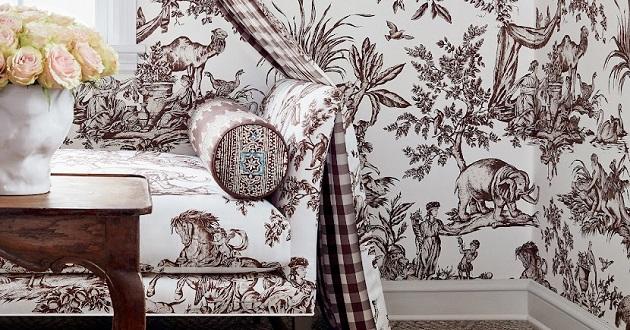 Shop Matching Fabrics & Wallpapers Online