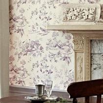 Shop Toile De Jouy Wallpaper