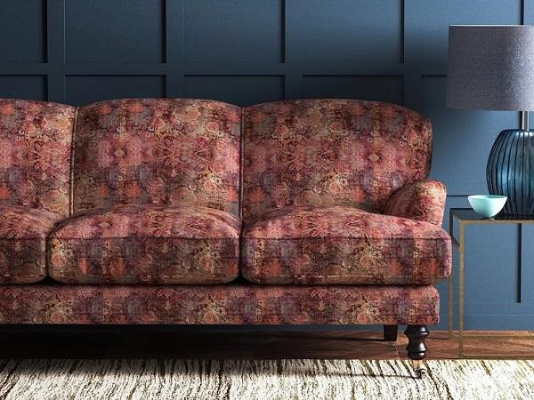 Shop Plain & Patterned Velvet Upholstery Fabric