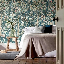 Morris & Co Fabrics and Wallpapers