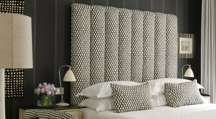 Black and white bedroom inspiration