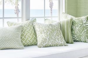 Using Outdoor Fabric Indoors