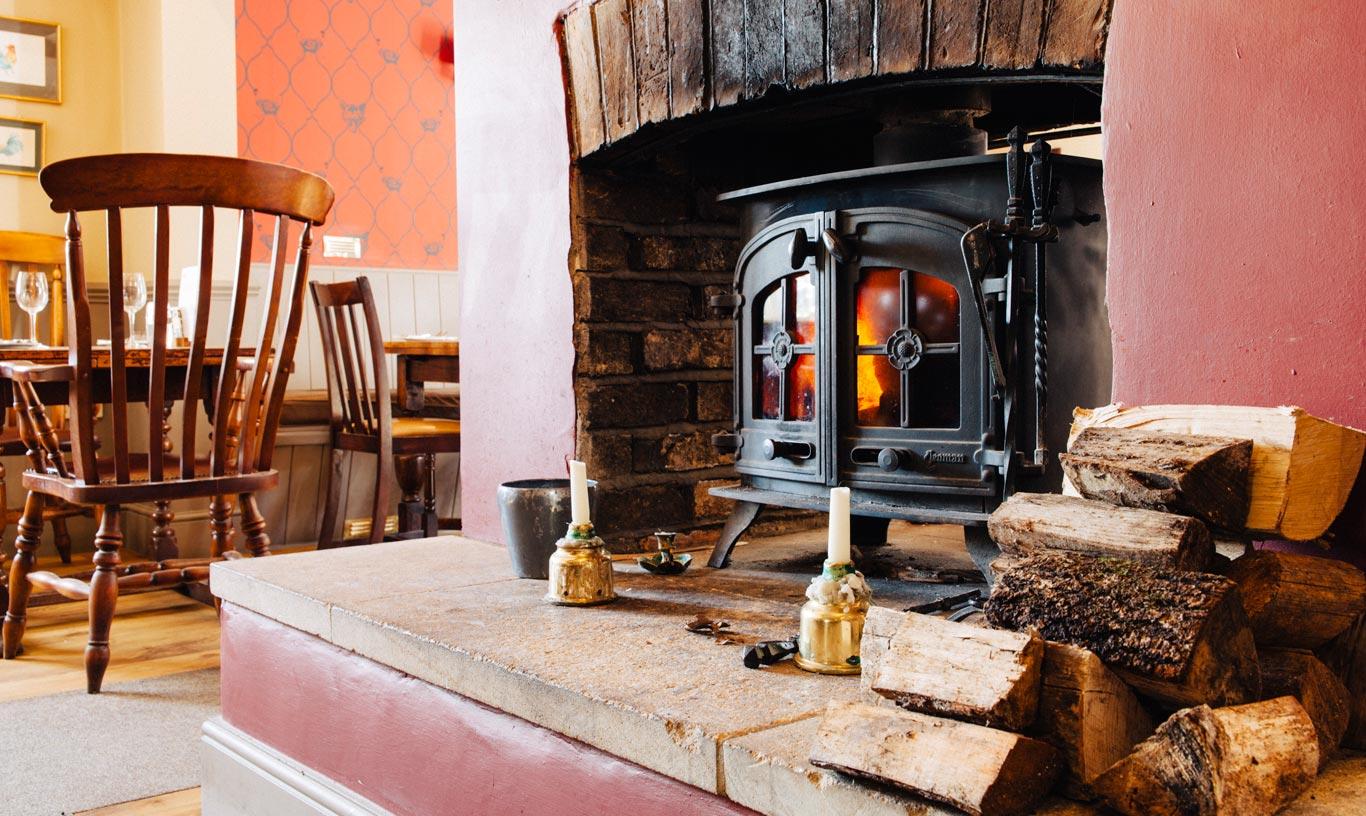 The Cock Inn Pub New Interior