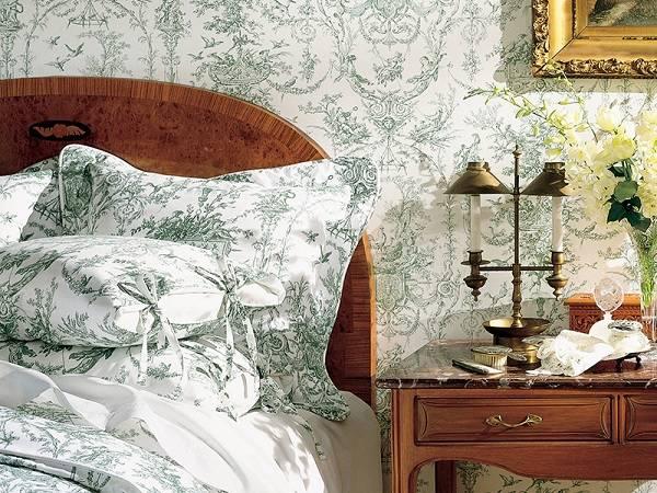 Toile De Jouy Fabric