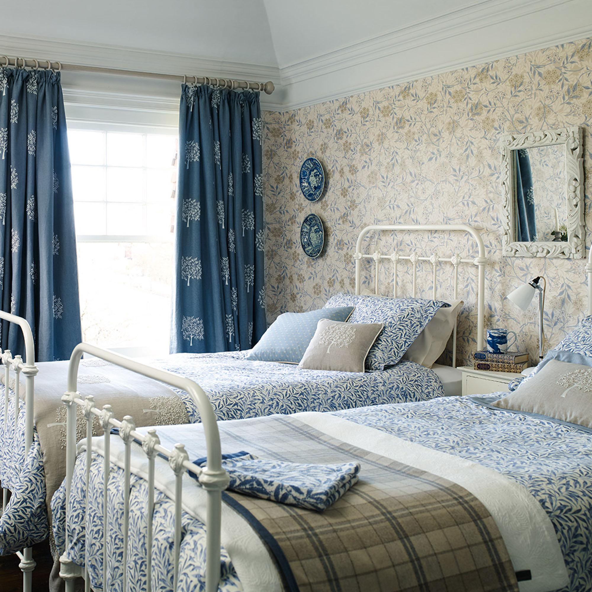 Traditional Bedroom Interiors