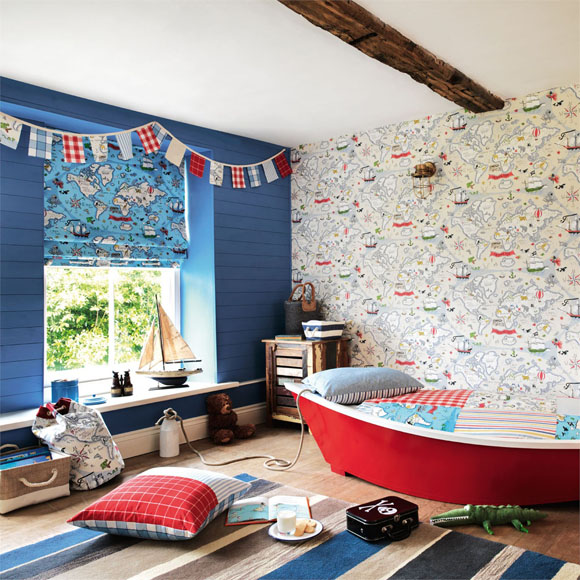Decorating Ideas for your childrens Rooms
