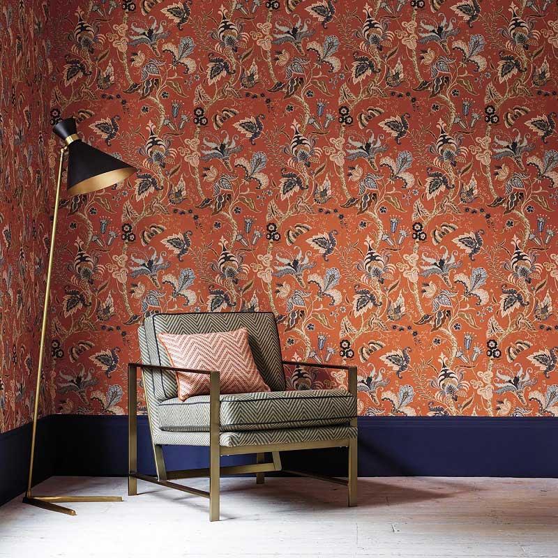 Orange Interior Design Ideas