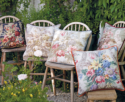 Large Floral Patterns