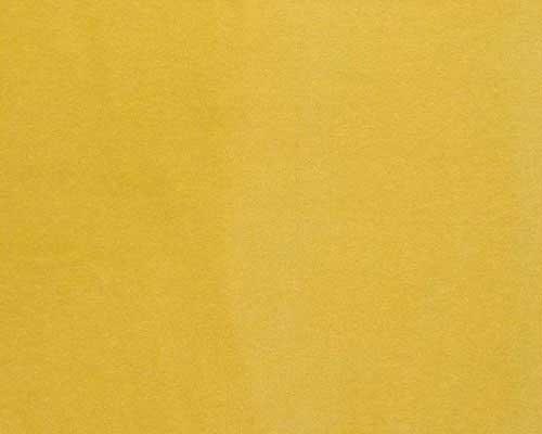 Yellow velvet for cushions